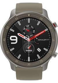 AMAZFIT - Smartwatch Amazfit GTR 47mm Zielony (A1902TE). Rodzaj zegarka: smartwatch. Kolor: zielony