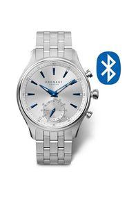 Kronaby Wodoodporny podłączony zegarek Sekel A1000-3121. Styl: retro