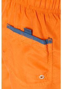 Brązowe kąpielówki Pepe Jeans