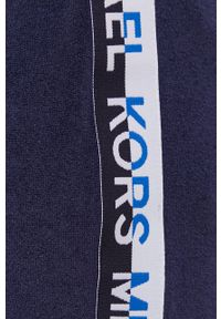 MICHAEL Michael Kors - Szorty plażowe. Kolor: niebieski