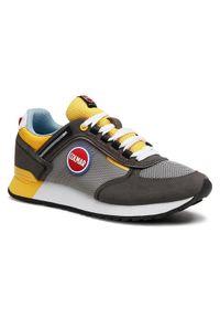 Colmar Sneakersy Travis Sport Colors 039 Szary. Kolor: szary. Styl: sportowy