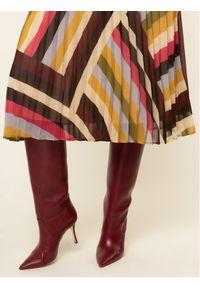 iBlues Sukienka codzienna 72263796 Kolorowy Regular Fit. Okazja: na co dzień. Wzór: kolorowy. Typ sukienki: proste. Styl: casual