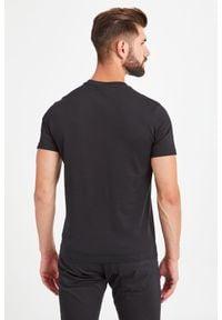 T-shirt Emporio Armani elegancki, w kolorowe wzory #5