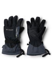 Czarna rękawiczka sportowa columbia narciarska