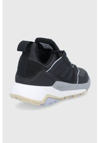 adidas Performance - Buty Terrex Trailmaker W. Nosek buta: okrągły. Zapięcie: sznurówki. Kolor: czarny
