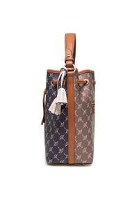 Niebieska torebka klasyczna JOOP! skórzana