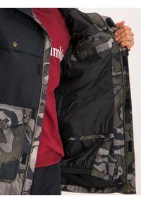 Quiksilver Kurtka snowboardowa EQYTJ03225 Kolorowy Regular Fit. Wzór: kolorowy. Sport: snowboard #6