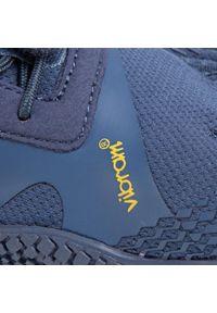 Niebieskie buty treningowe Vibram Fivefingers z cholewką, Vibram FiveFingers #8
