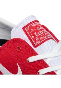 Białe buty sportowe Nike na co dzień, z cholewką, Nike Zoom