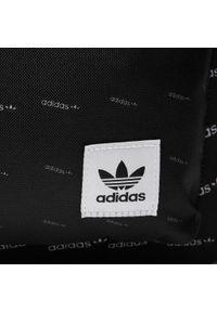 Adidas - Plecak adidas - Monogram Bp H34624 Black/White. Kolor: czarny. Materiał: materiał