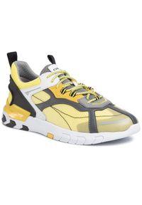 Żółte sneakersy Geox