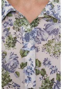 Levi's® - Levi's - Koszula. Okazja: na spotkanie biznesowe. Materiał: tkanina, jedwab, materiał, lyocell. Długość rękawa: krótki rękaw. Długość: krótkie. Styl: biznesowy