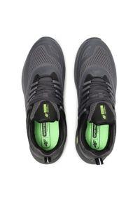Szare buty do biegania 4f