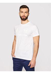 Biały t-shirt La Martina