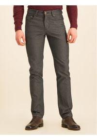 Digel Jeansy Regular Fit Lino-G 1291566 Szary Regular Fit. Kolor: szary. Materiał: jeans