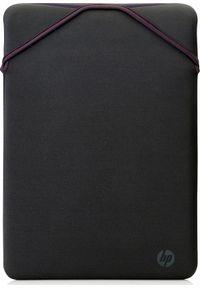 "Etui HP Reversible Protective 14.1"" Szaro-fioletowy. Kolor: fioletowy, wielokolorowy, szary"