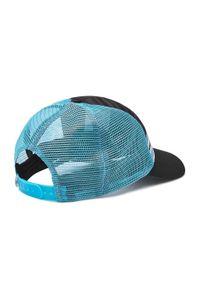 Buff - Czapka z daszkiem BUFF - Trucker Cap 125378.555.10.00 Adem Multi. Kolor: czarny, wielokolorowy, niebieski. Materiał: poliester, bawełna, materiał