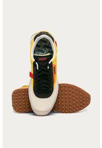 Wielokolorowe sneakersy Puma na sznurówki, z cholewką #4