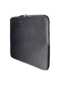 Czarne etui na laptopa TUCANO w kolorowe wzory, klasyczne