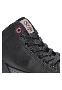 Cross Jeans - Trampki CROSS JEANS II2R4032C Czarny. Kolor: czarny