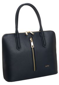 Niebieska torebka ROVICKY elegancka