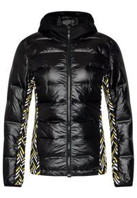 Czarna kurtka zimowa Colmar