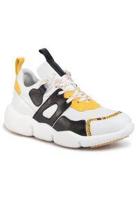 Białe buty sportowe Gino Rossi