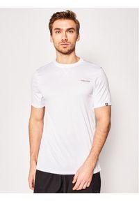 Biała koszulka sportowa Head
