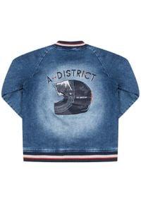 Niebieska kurtka przejściowa Mayoral #4