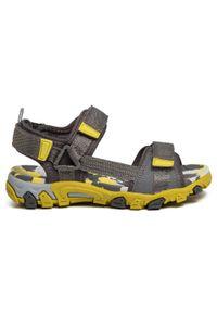 Szare sandały Superfit na lato #6
