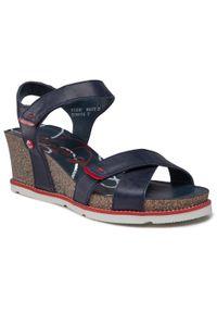 Niebieskie sandały Panama Jack