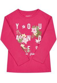 Różowa bluzka Primigi