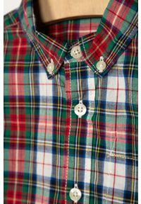 Zielona koszula GAP na co dzień, długa