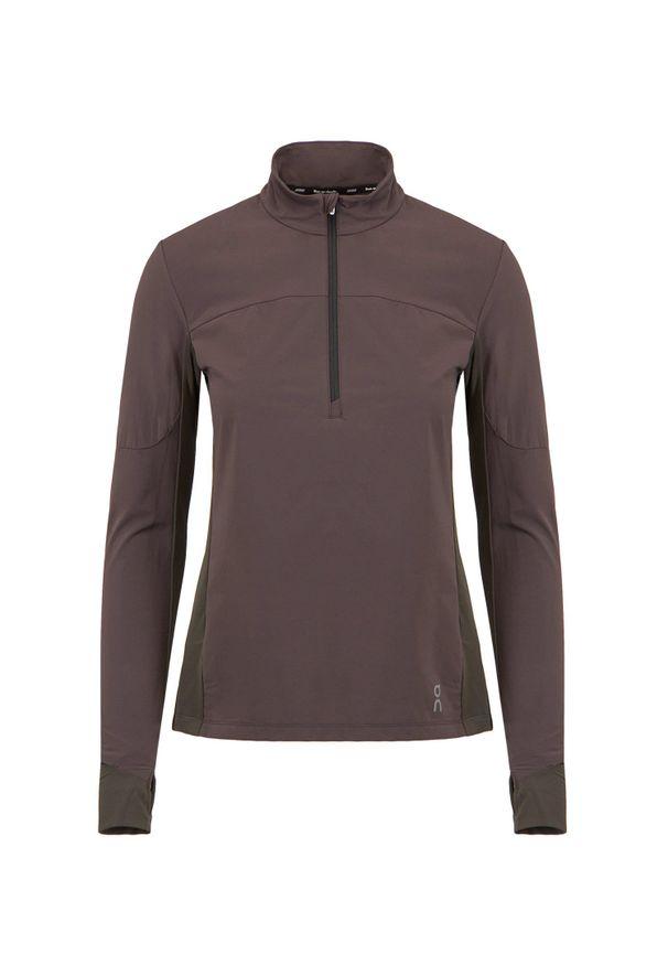 On Running - Bluza biegowa ON RUNNING TRAIL BREAKER WOMAN. Materiał: mesh, tkanina. Sport: bieganie