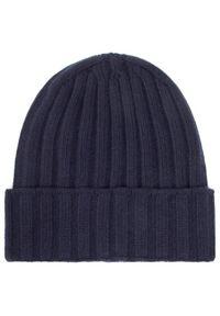 Niebieska czapka Oscar Jacobson