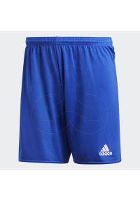 Spodenki sportowe Adidas długie, na fitness i siłownię, ClimaLite (Adidas)