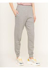Szare spodnie dresowe Escada Sport