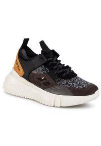 Togoshi Sneakersy TG-12-04-000169 Szary. Kolor: szary