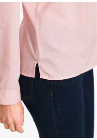Różowa koszula bonprix