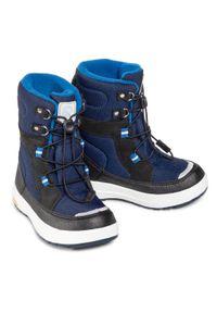 Niebieskie śniegowce Reima