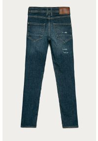 Niebieskie jeansy LMTD