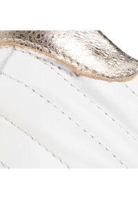 Białe buty sportowe Eva Longoria
