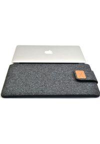 "Etui Pan i Pani Gadżet MacBook Pro Air 13 13"" Grafit"