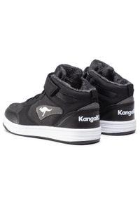 Czarne półbuty KangaRoos z cholewką #6