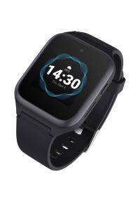 Czarny zegarek TCL smartwatch #6