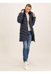 Niebieski płaszcz zimowy G-Star RAW