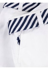 Białe spodenki Polo Ralph Lauren