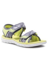 Szare sandały Clarks