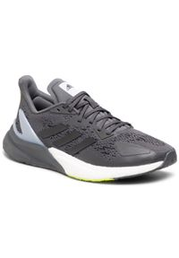 Adidas - Buty adidas - X9000L3 M FZ0782 Grey. Zapięcie: sznurówki. Kolor: szary. Materiał: materiał. Szerokość cholewki: normalna. Styl: street, klasyczny