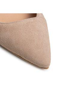 Beżowe sandały Gino Rossi